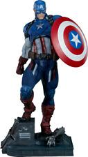 MARVEL Comics Classic Captain America Premium Format Figure Sideshow Statue
