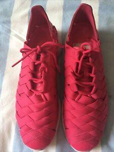 Nike Rosherun Woven Pink Force Ladies BNIB