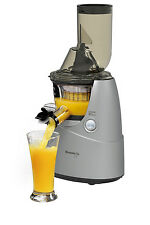 NEW Kuvings B6000SV Whole Fruit & Vegetable Slow Juicer: Silver