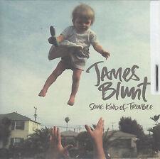 JAMES BLUNT Some Kind Of Trouble UK 10-trk watermarked promo test CD sealed