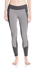 prAna Women's Gabi Leggings Charcoal Heather Small NWT