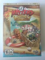 Mystery Solitaire Secret Island PC Game Premium Casual Games