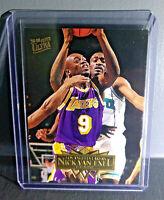 1995-96 Nick Van Exel Fleer Ultra #92 Basketball Card