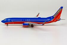 1:400 NG Model Southwest Airlines 737-800/w N8650F (Canyon Blue livery) 58070