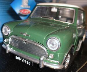 1:18 Rare 1964 Mini Cooper S 🇬🇧 English Icon Classic Car