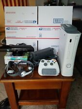 Xbox 360 20 Gb Hdd Console Bundle with Games and Controller and more