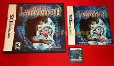 DEEP LABYRINTH Nintendo Ds Versione Americana ○○  USATO - D7