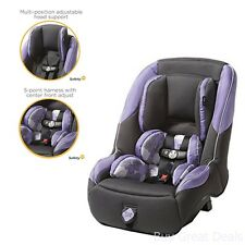 Guide 65 Convertible Car Seat, Adjustable Car Seat, Victorian Lace New