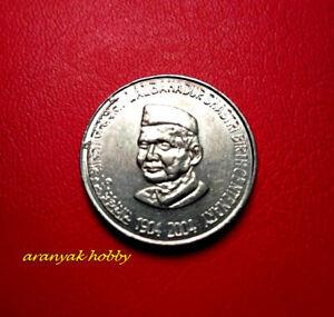 India 5 Rupees 2004 Lalbahadur Shastri Steel issue UNC MULE coin