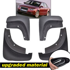 Mud Flap For Audi A4 (B7) 2005-2008 Splash Guards Mudguards Front Rear 2006 2007