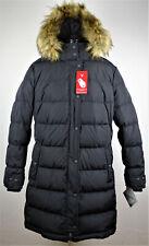 FUCHS SCHMITT Daunenmantel Mantel Steppmantel Jacke Down Coat Kapuze Gr.48 NEU