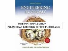 Engineering Economy by Leland Blank and Anthony Tarquin