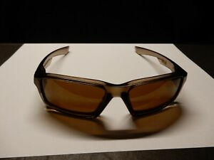 For Repair or Parts OAKLEY TWITCH Sunglasses Smoke Brown 03-566 53 16 VTG @ 2007