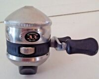 """ZEBCO """"Authentic 33"""" Closed Face Spincasting Reel - USED in GOOD CONDITION"""