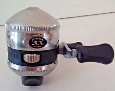 "ZEBCO ""Authentic 33"" Closed Face Spincasting Reel - USED in GOOD CONDITION"