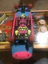 Vintage 80's Valterra Skateboard Rare Voodoo Child Trucks & Wheels Complete Deck