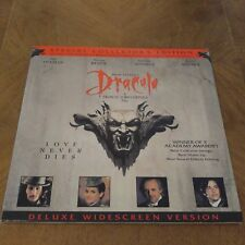 BRAM STOKER'S DRACULA LASERDISC VG+ 53436 SPECIAL COLLECTOR'S EDITION GATEFOLD