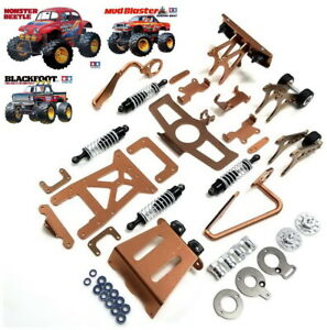 new option parts  for TAMIYA 2WD ORV Monster Beetle / Blackfoot /Mud blaster