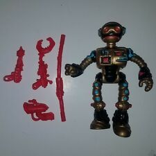 "Vintage Teenage Mutant Ninja Turtles FUGITOID Complete Loose 5"" Figure Playmates"