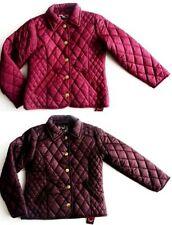 Abbigliamento giacche rossi per bambine dai 2 ai 16 anni tutte le stagioni