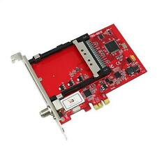 TBS6618 DVB-C HD TV Tuner CI PCIe Cable ONLY Card