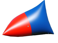 1 Inflatable Air Bunker Dorito for Paintball Airsoft Nerf Archery Laser Tag