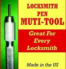 Locksmith Pen Multi-tool