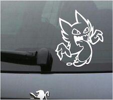 """Car Vinyl Decal Sticker Wall.. Pokemon 728 Popplio Window 7/"""" x 5.5/"""""""