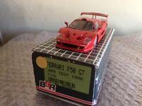 1/43 Ferrari F50 GT BPR TEST 1996  BBR  kit montato