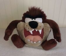 Tasmanian Devil Taz Plush Toy Vibrates Shakes Talking Stuffed Animal Talks 8x12