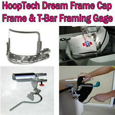HoopTech Dream Frame Cap Frame & T-Bar Gage for Tajima Melco