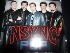 NSYNC (Justin Timberlake) POP EU Promo CD Single – Like New