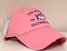 Southern Tide Big Fish Round Titile Hat Cap $30 NWT Pink L
