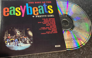 The Best Of The Easybeats + Pretty Girl CD Albert EMI 1st Press 1987 N/Mint