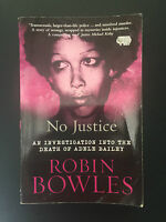 Robin Bowles ~ No Justice ~ Adele Bailey ~ large  PB GC free post