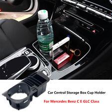 Auto Getränkehalter Lager Box Mercedes Benz C E GLC Klasse W205 W213 X253