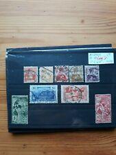 timbre suisse(th) oblitere lot 107   helvetia +