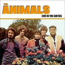 the animals: live in the sixties                                            2 CD