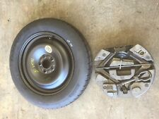 Ford Focus 2013 spare wheel and jack kit