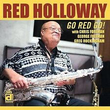 """""""Holloway, Red""""-Go Red Go CD NEW"""