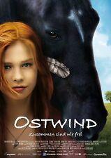 DVD *  OSTWIND - ZUSAMMEN SIND WIR FREI - Hanna Binke  # NEU OVP +