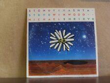STOMU YAMASHTA SEVEN WINWOOD MICHAEL SHRIEVE, GO - LP