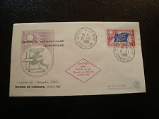 FRANCE - enveloppe 21/11/1960 yt service n° 21 (cy19) french