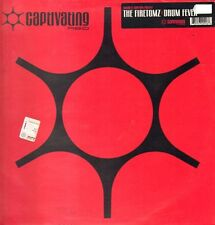 RIVERA & TRATTNER - Tambour Feve - Presents Le Firetomz - Captivant Rouge
