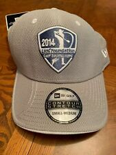 New Era Magna Cap Lids Foundation 2014 Charity Golf Tournament New W/ Tags Gray