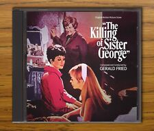 THE KILLING OF SISTER GEORGE Gerald Fried RARE FILM SCORE
