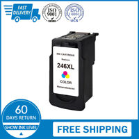 1 PK 246XL PG-246XL Color Ink Inkcartridge For Canon PIXMA MG2420 MG2450 MX492