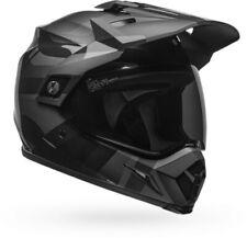 Bell MX-9 Adventure MIPS Blackout Dual Sport Helmet Motorcycle Street Bike