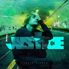 JUSTIN BIEBER JUSTICE [CD] (Released March 19th 2021) - IN STOCK