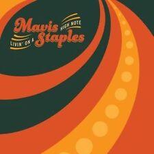 Livin on a High Note 0045778744428 by Mavis Staples CD